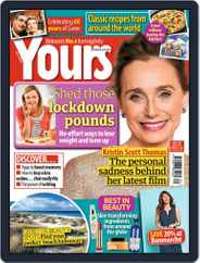 Yours (Digital) Subscription July 28th, 2020 Issue
