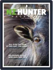 NZ Hunter (Digital) Subscription August 1st, 2020 Issue