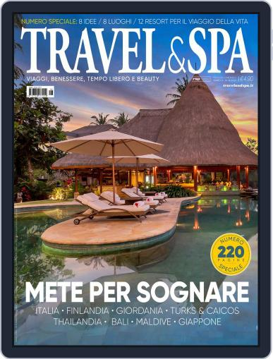 TRAVEL & SPA Magazine (Digital) December 1st, 2020 Issue Cover