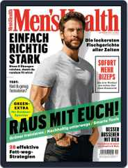 Men's Health Deutschland (Digital) Subscription September 1st, 2020 Issue