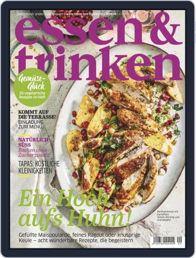 essen&trinken (Digital) September 1st, 2020 Issue Cover