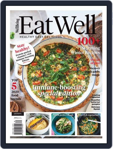 Eat Well (Digital) July 1st, 2020 Issue Cover
