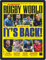 Rugby World (Digital) Subscription September 1st, 2020 Issue