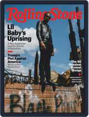 Rolling Stone (Digital) Subscription August 1st, 2020 Issue
