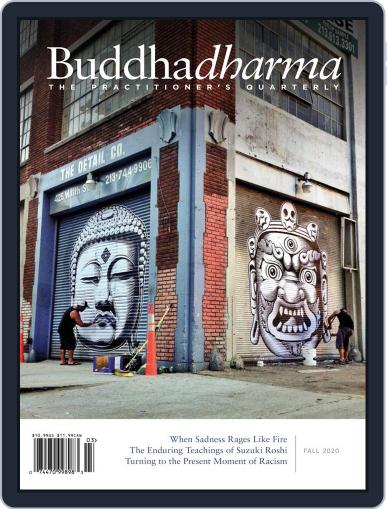 Buddhadharma: The Practitioner's Quarterly (Digital) July 17th, 2020 Issue Cover
