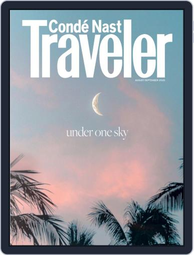 Conde Nast Traveler (Digital) August 1st, 2020 Issue Cover