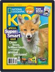 National Geographic Kids (Digital) Subscription September 1st, 2020 Issue