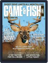Game & Fish East (Digital) Subscription September 1st, 2020 Issue