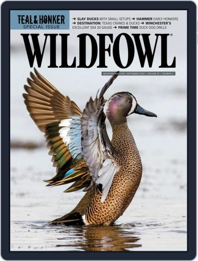 Wildfowl September 1st, 2020 Digital Back Issue Cover