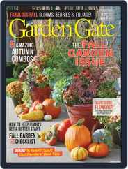 Garden Gate (Digital) Subscription September 1st, 2020 Issue
