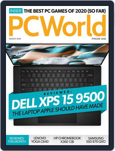PCWorld (Digital) August 1st, 2020 Issue Cover