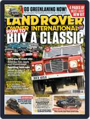 Land Rover Owner (Digital) Subscription September 1st, 2020 Issue