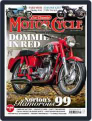 The Classic MotorCycle (Digital) Subscription September 1st, 2020 Issue