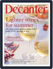 Decanter (Digital) Subscription September 1st, 2020 Issue
