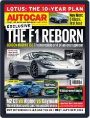 Autocar (Digital) Subscription August 5th, 2020 Issue