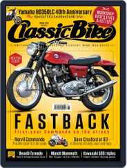 Classic Bike (Digital) Subscription August 1st, 2020 Issue