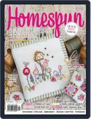 Australian Homespun (Digital) Subscription August 1st, 2020 Issue