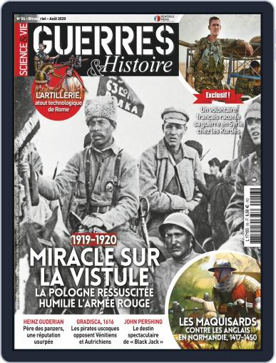 Guerres & Histoires (Digital) August 1st, 2020 Issue Cover