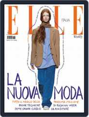 Elle Italia (Digital) Subscription August 29th, 2020 Issue
