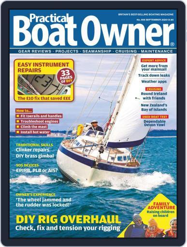 Practical Boat Owner (Digital) September 1st, 2020 Issue Cover