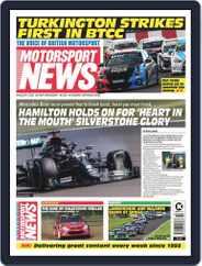 Motorsport News (Digital) Subscription August 6th, 2020 Issue
