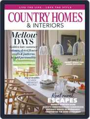 Country Homes & Interiors (Digital) Subscription September 1st, 2020 Issue
