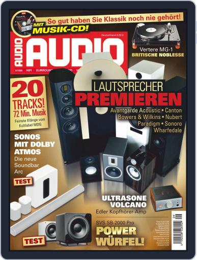 Audio Germany (Digital) September 1st, 2020 Issue Cover