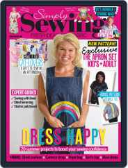 Simply Sewing (Digital) Subscription September 1st, 2020 Issue