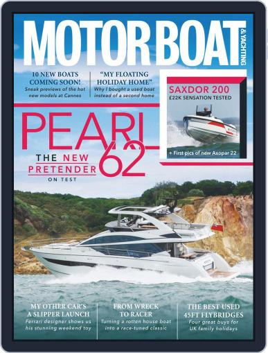 Motor Boat & Yachting (Digital) September 1st, 2020 Issue Cover