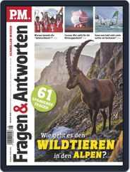 P.M. Fragen & Antworten (Digital) Subscription August 1st, 2020 Issue
