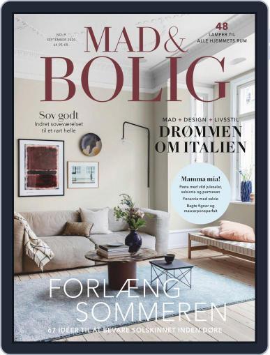 Mad & Bolig (Digital) September 1st, 2020 Issue Cover