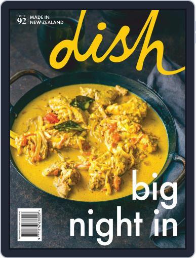 Dish (Digital) September 1st, 2020 Issue Cover