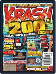 KRASH (Digital) Subscription September 1st, 2020 Issue