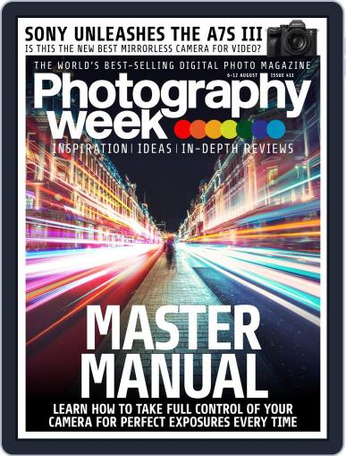 Photography Week (Digital) August 6th, 2020 Issue Cover
