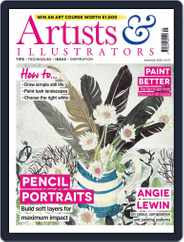 Artists & Illustrators (Digital) Subscription September 1st, 2020 Issue