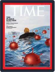 Time Magazine International (Digital) Subscription August 17th, 2020 Issue