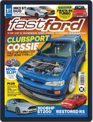 Fast Ford (Digital) Subscription September 1st, 2020 Issue
