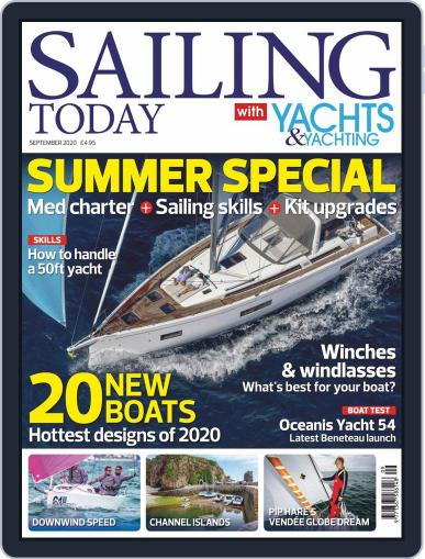 Sailing Today (Digital) September 1st, 2020 Issue Cover