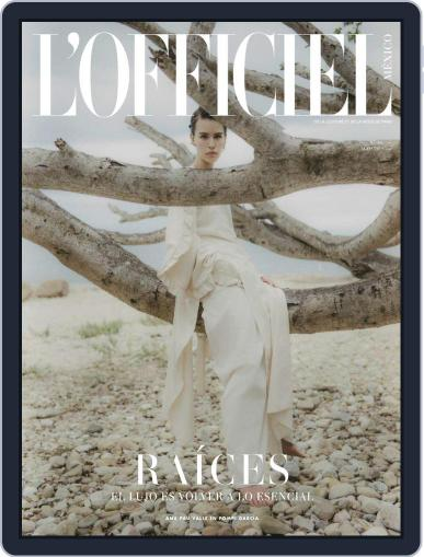 L'Officiel Mexico (Digital) August 1st, 2020 Issue Cover