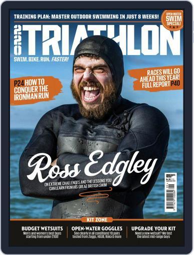 220 Triathlon (Digital) September 1st, 2020 Issue Cover