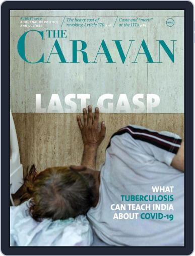 The Caravan August 1st, 2020 Digital Back Issue Cover