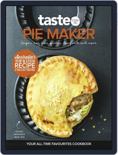 taste.com.au Cookbooks August 1st, 2020 Digital Back Issue Cover
