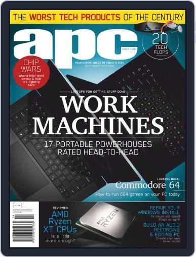 APC September 1st, 2020 Digital Back Issue Cover