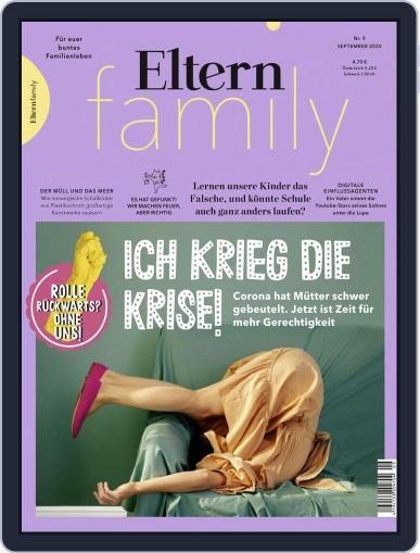 Eltern Family September 1st, 2020 Digital Back Issue Cover