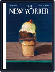 The New Yorker (Digital) Subscription August 17th, 2020 Issue