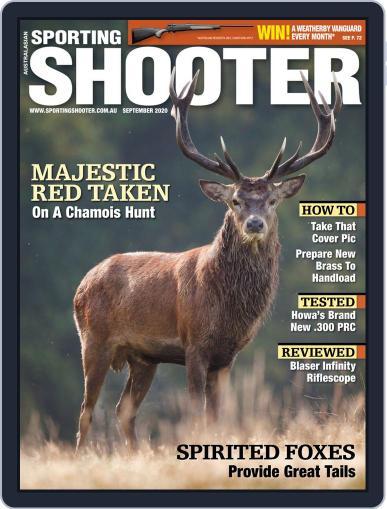 Sporting Shooter September 1st, 2020 Digital Back Issue Cover
