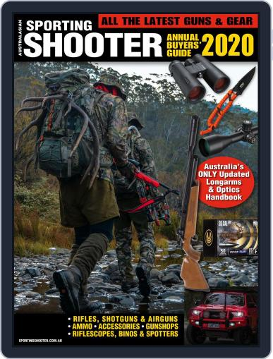 Sporting Shooter July 23rd, 2020 Digital Back Issue Cover