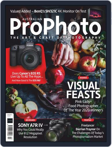 Pro Photo (Digital) August 3rd, 2020 Issue Cover