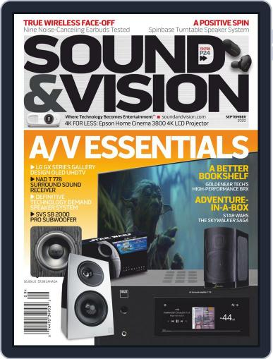 Sound & Vision (Digital) August 1st, 2020 Issue Cover