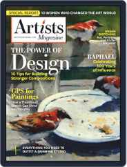 Artists (Digital) Subscription October 1st, 2020 Issue